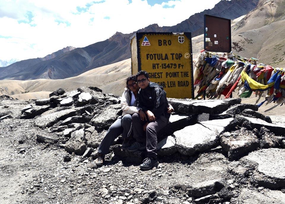 Srinagar-Leh Highway