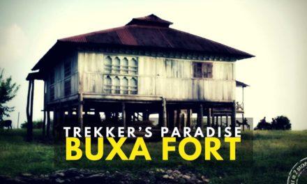 TREKKER'S PARADISE – BUXA FORT