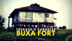 Buxa Fort Trek