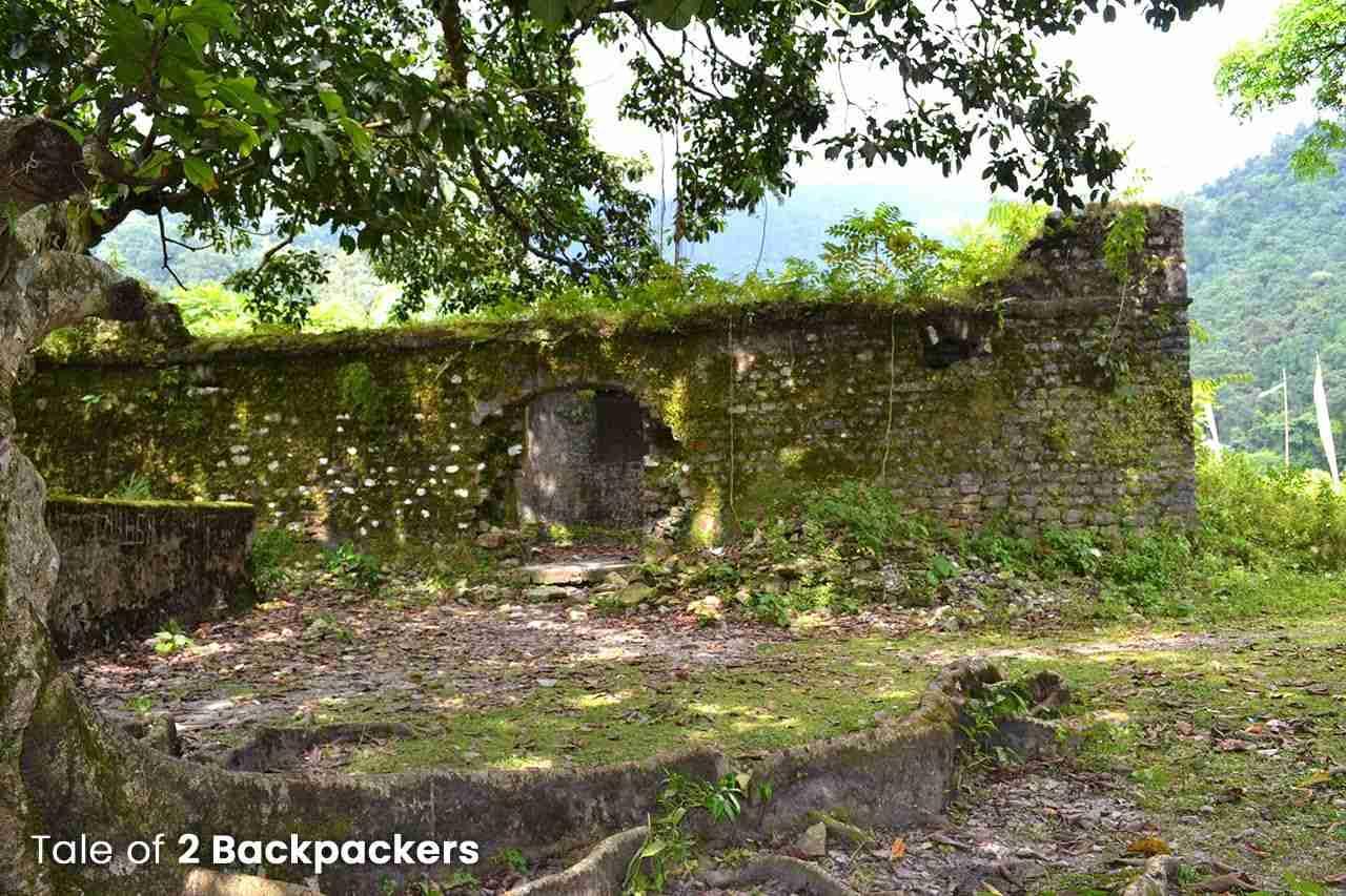 Buxa Fort Trek - Dooars trek