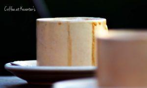 Coffee at Keventers Darjeeling