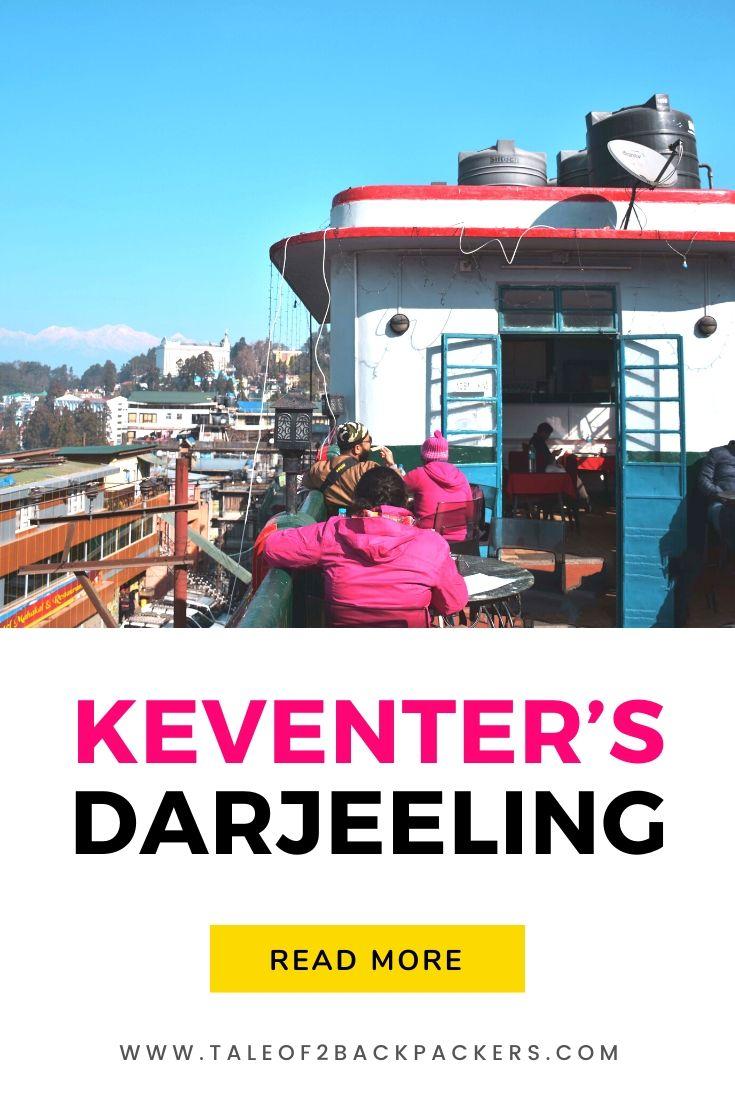 Keventer's, Darjeeling