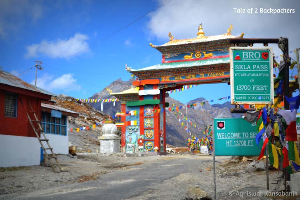 Gateway to Tawang, Se La
