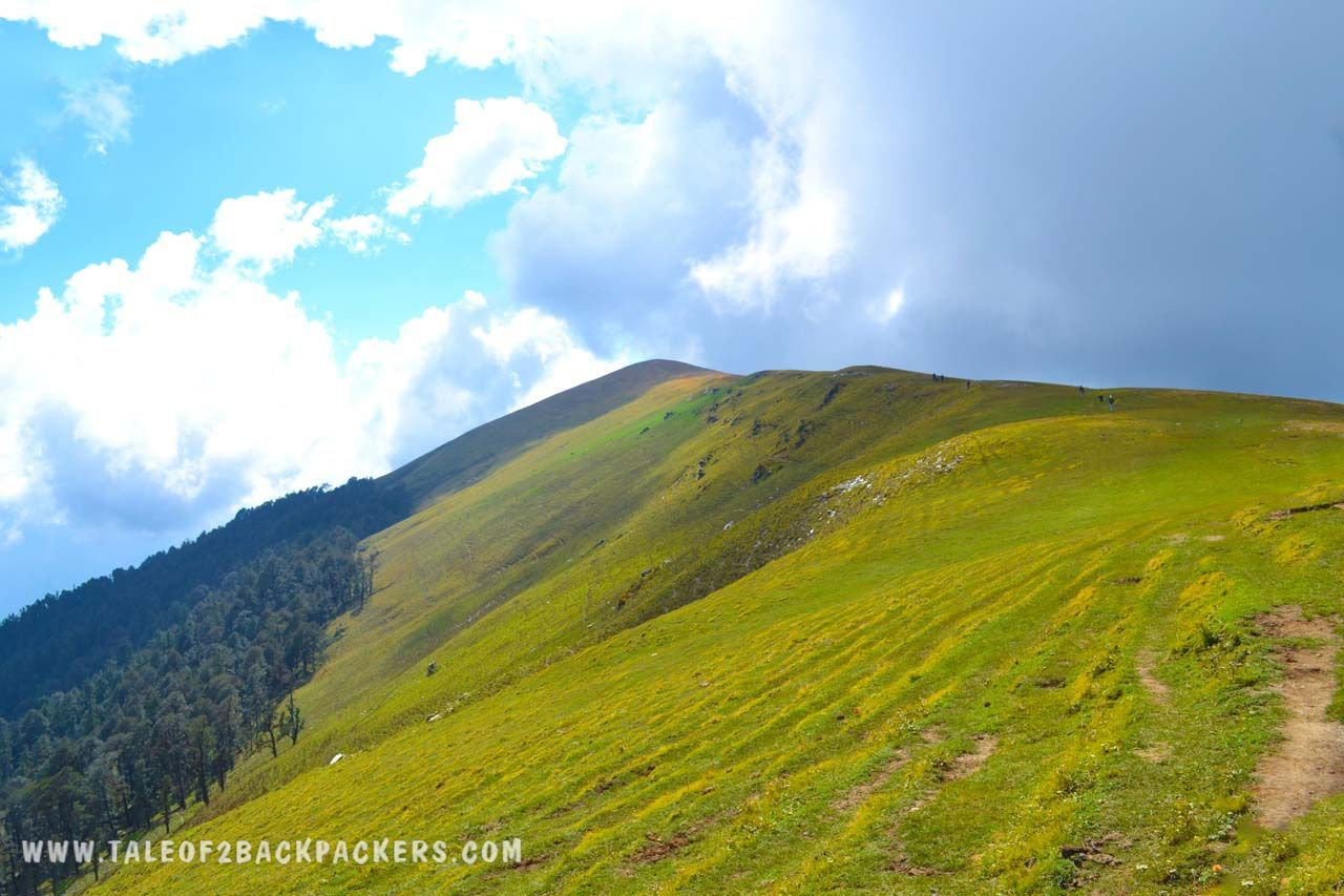 Ali Bugyal_meadow of Uttarakhand