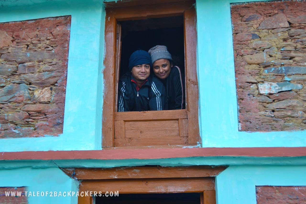 Homestay at Didina_Roopkund Trek