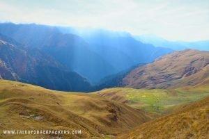 Meadows of Uttarakhand- Bugyal