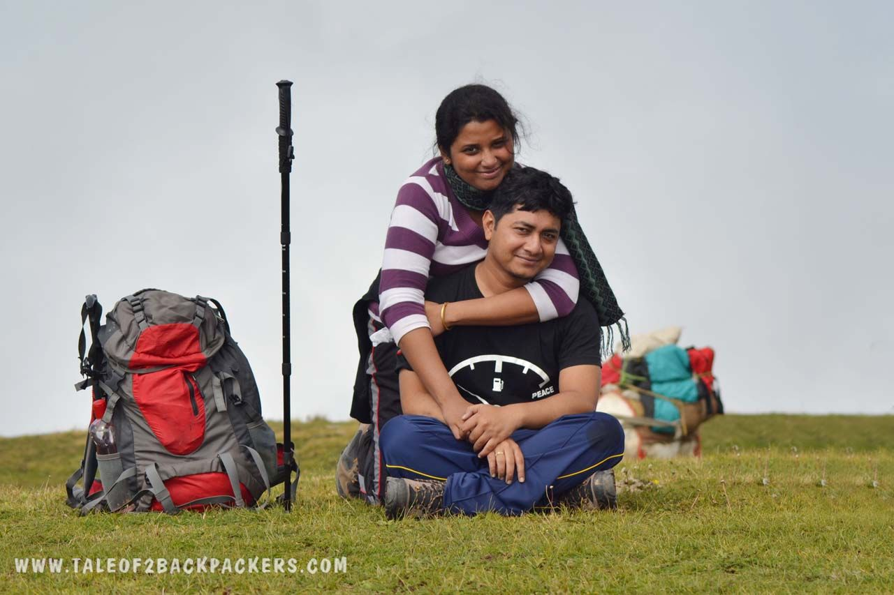 Tale of 2 Backpackers - Roopkund Trek