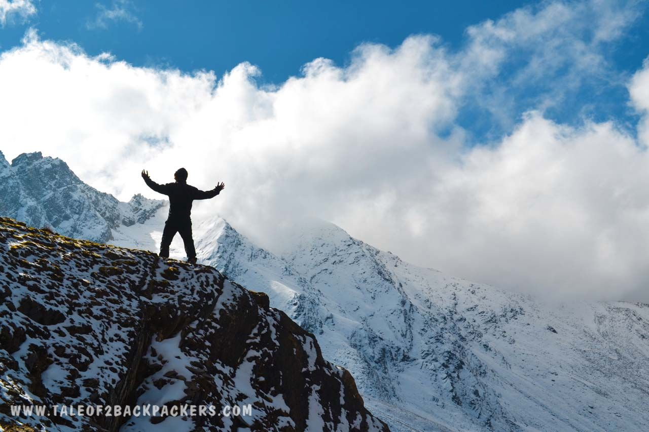 after completing Roopkund Trek