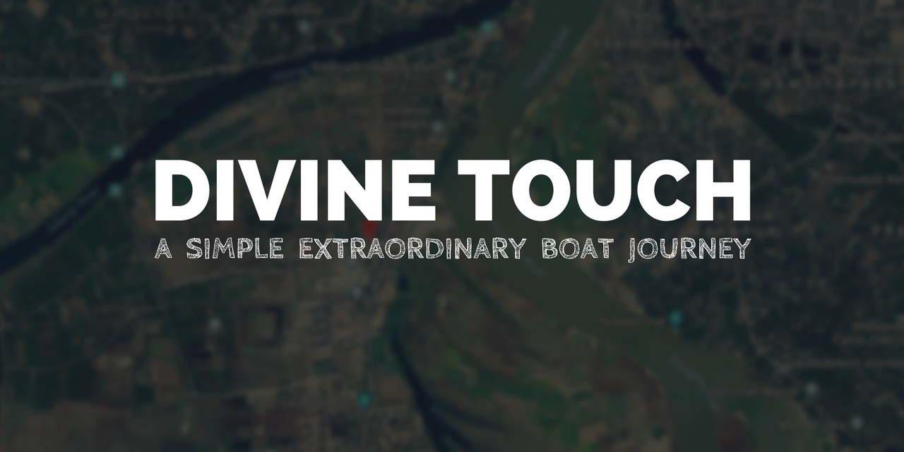 Mayapur –  A simple extraordinary boat journey
