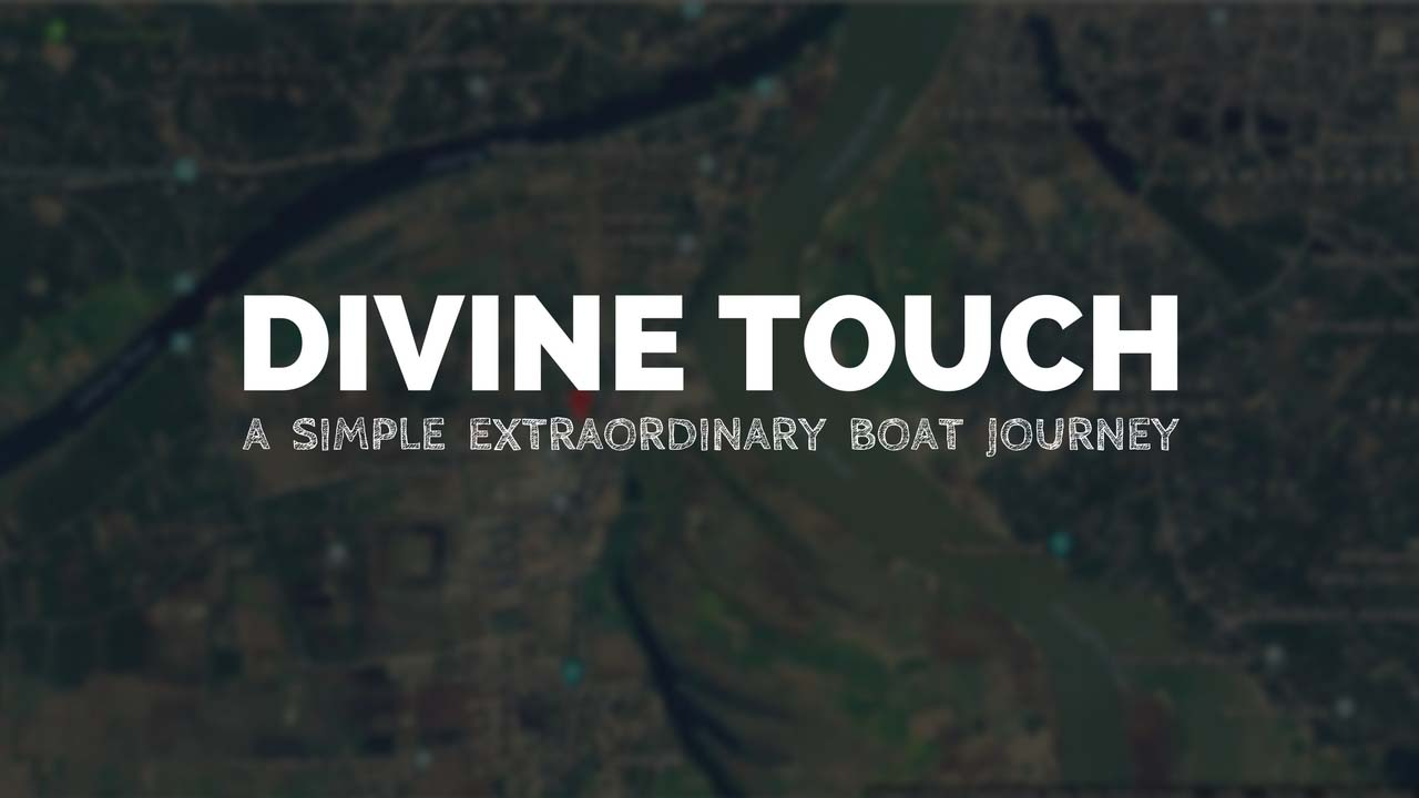 Mayapur – The Divine Touch   Tale of 2 backpackers
