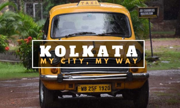 KOLKATA – My city, My way
