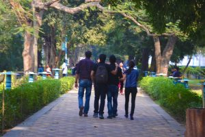 Prinsep Ghat is aplace to meet with friends
