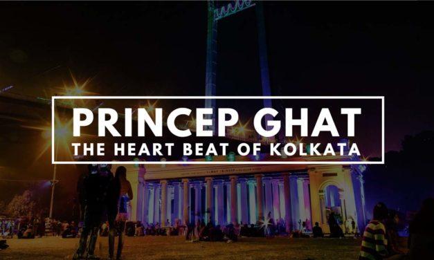 Princep Ghat – The heart beat of Kolkata