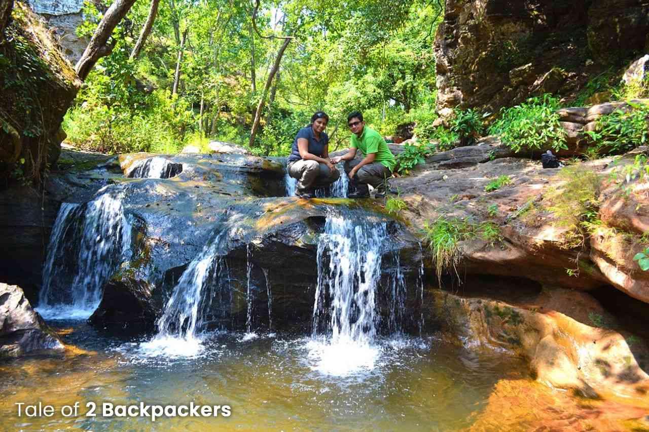 Apsara Vihar Waterfall Pachmarhi