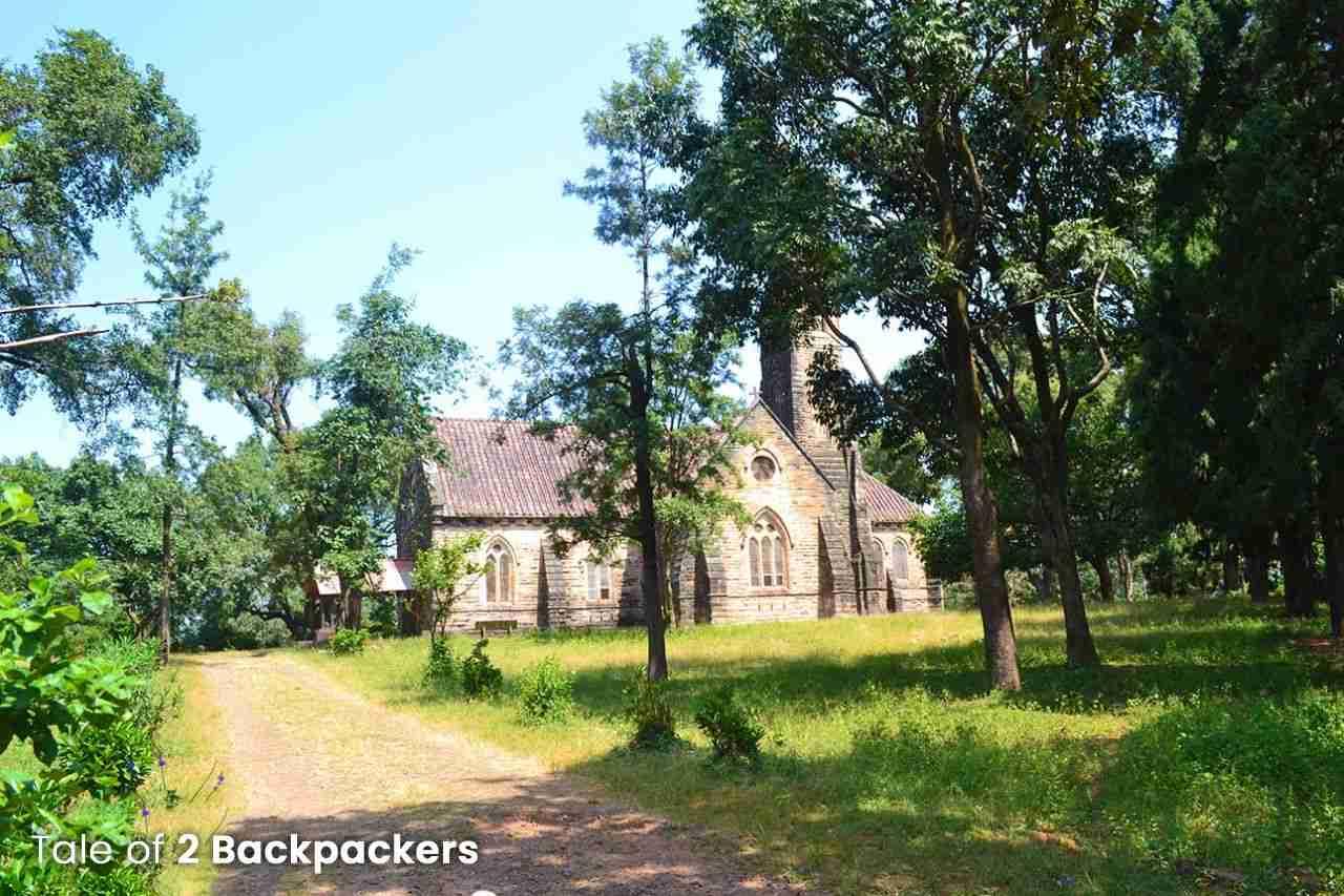 Pachmarhi Church - Pachmarhi Travel Guide