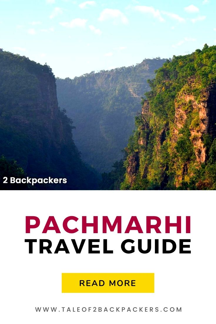 Pachmarhi Travel Guide