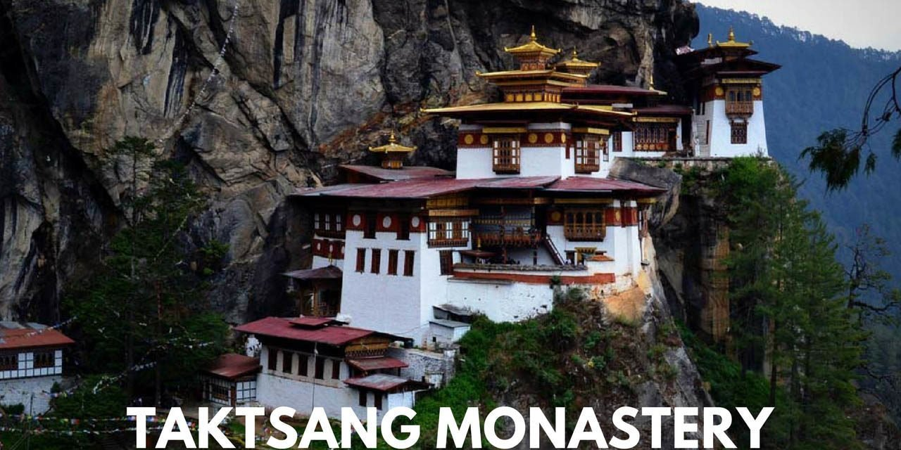 Taktsang Monastery – the Spiritual Encounter