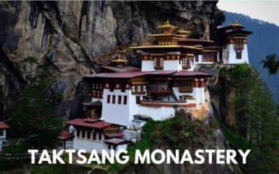 Taktsang Monastery – the Spiritual Encounter