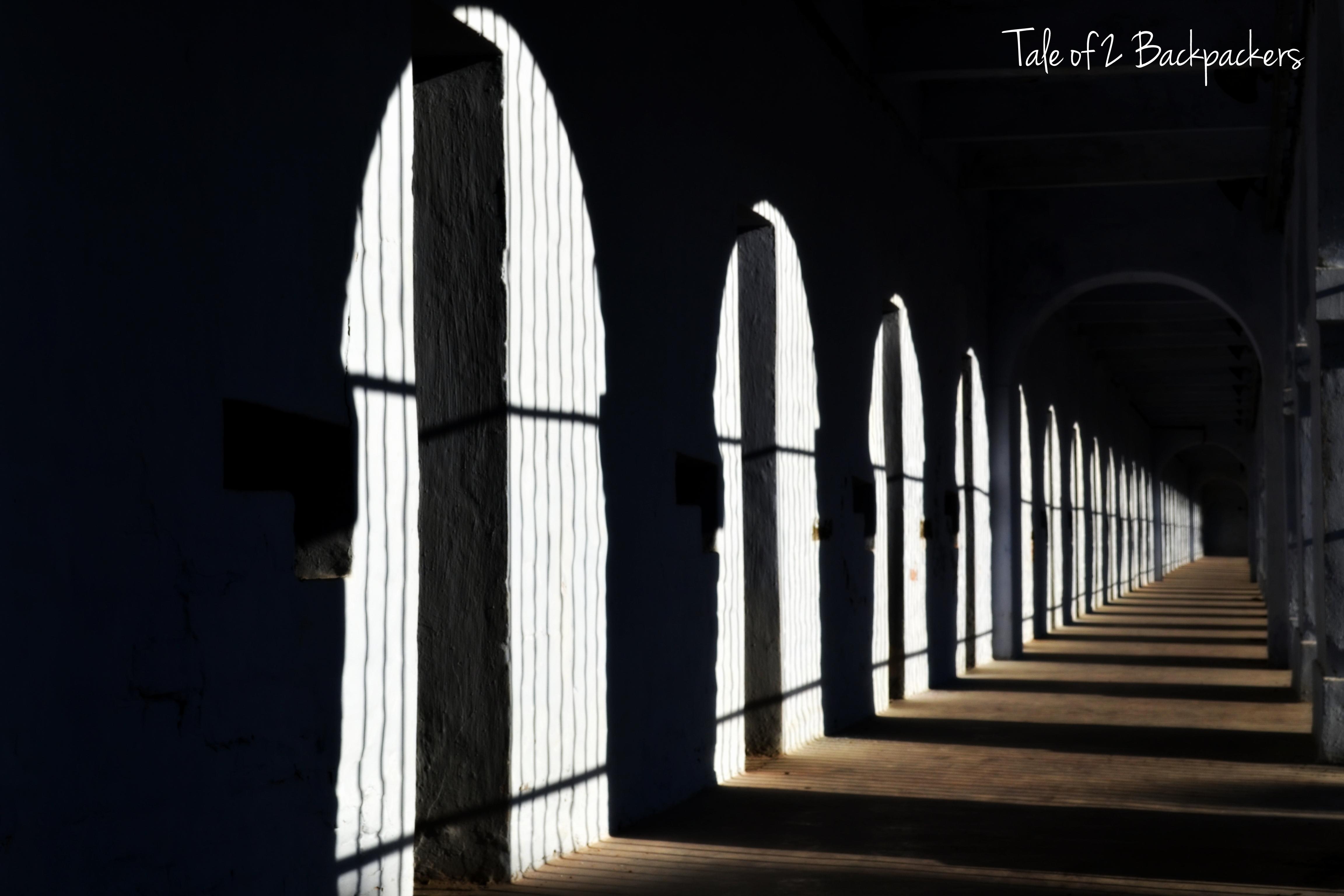 Prison Cells – Cellular Jail
