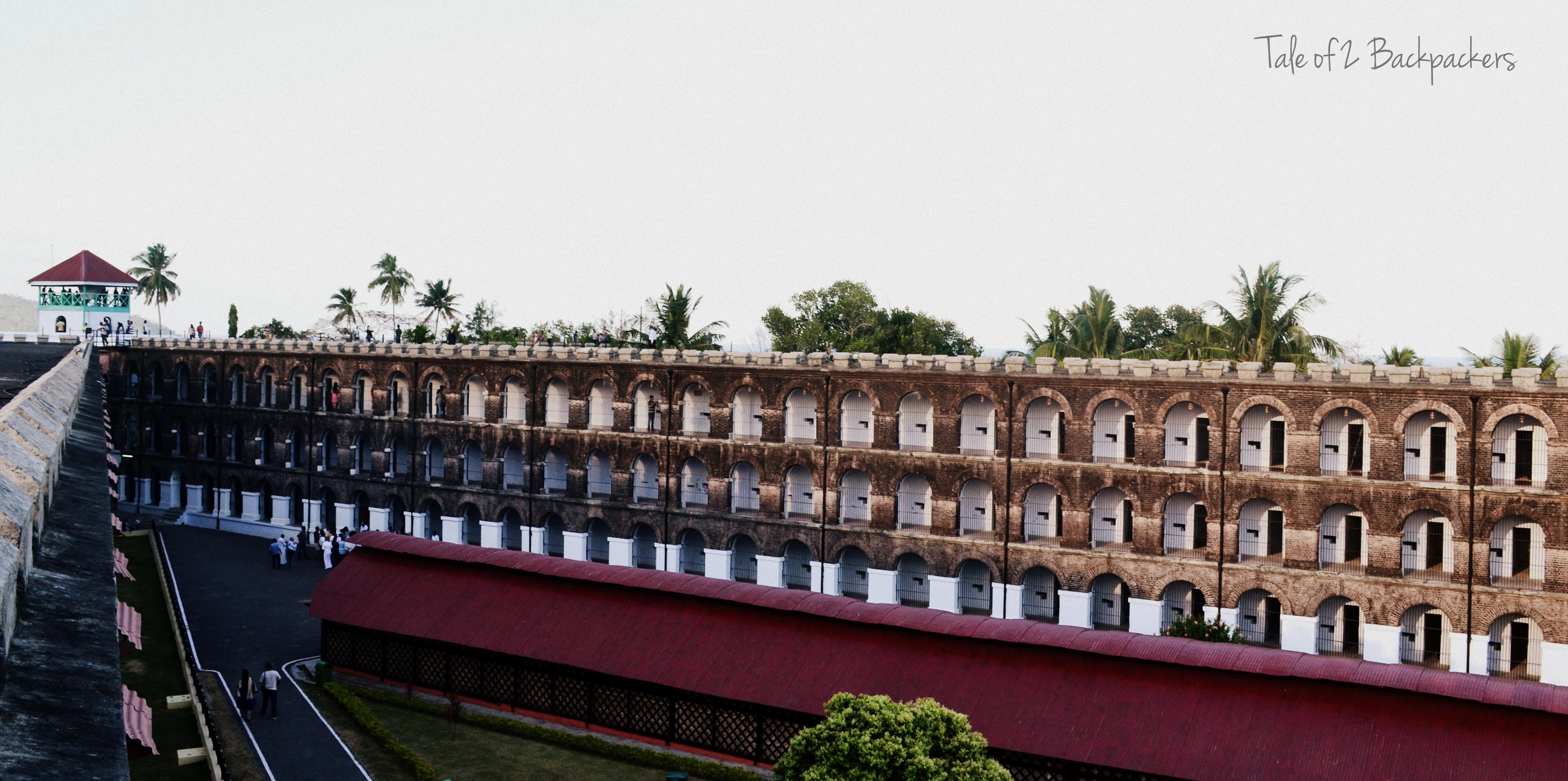 Cellular Jail - Kalapani