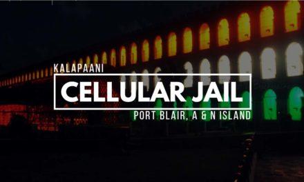 Kalapaani – Cellular Jail, Port Blair, A & N Island