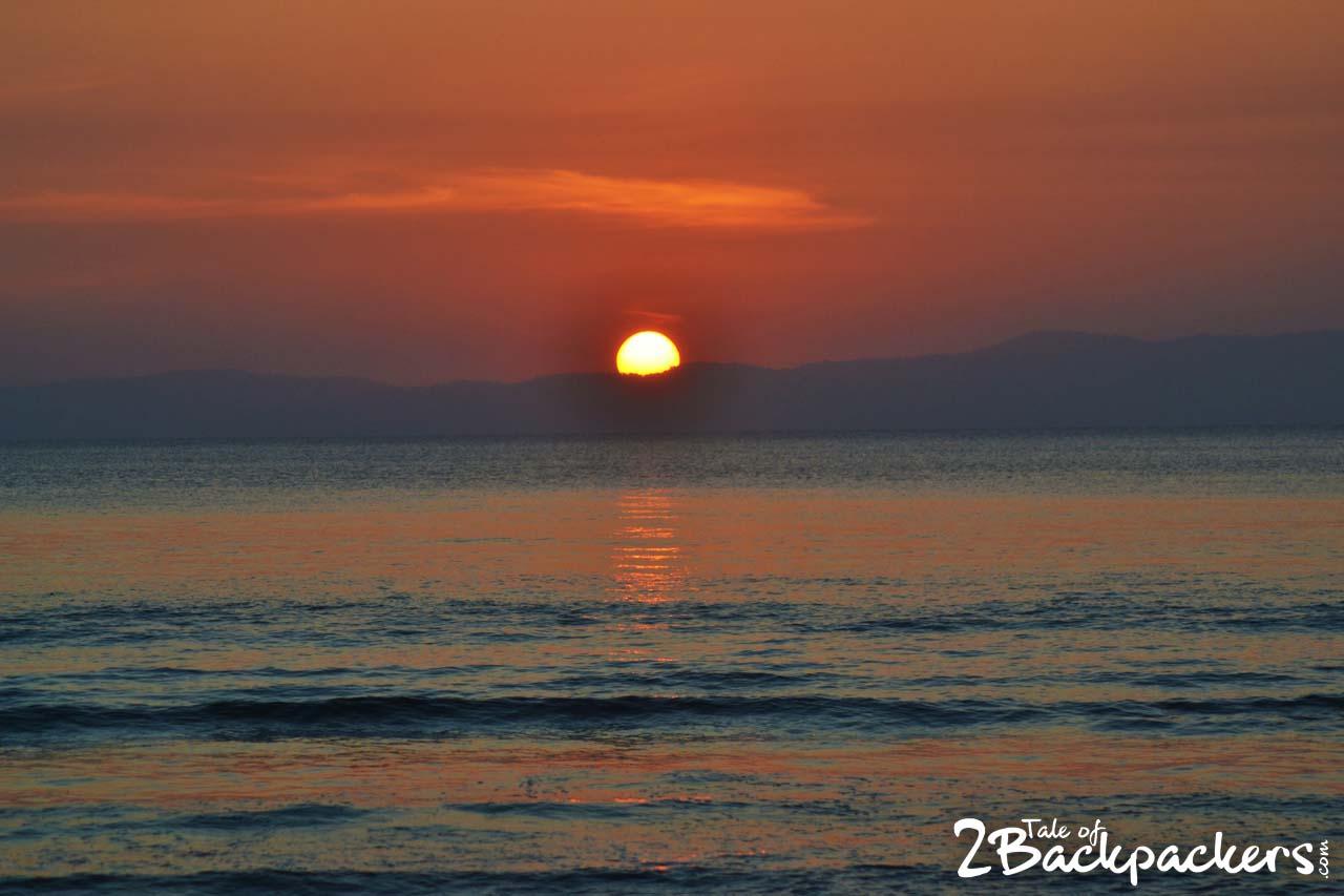 Sunrise at sea beach-Things to do at Neil Island (Shaheed Dweep) Andaman