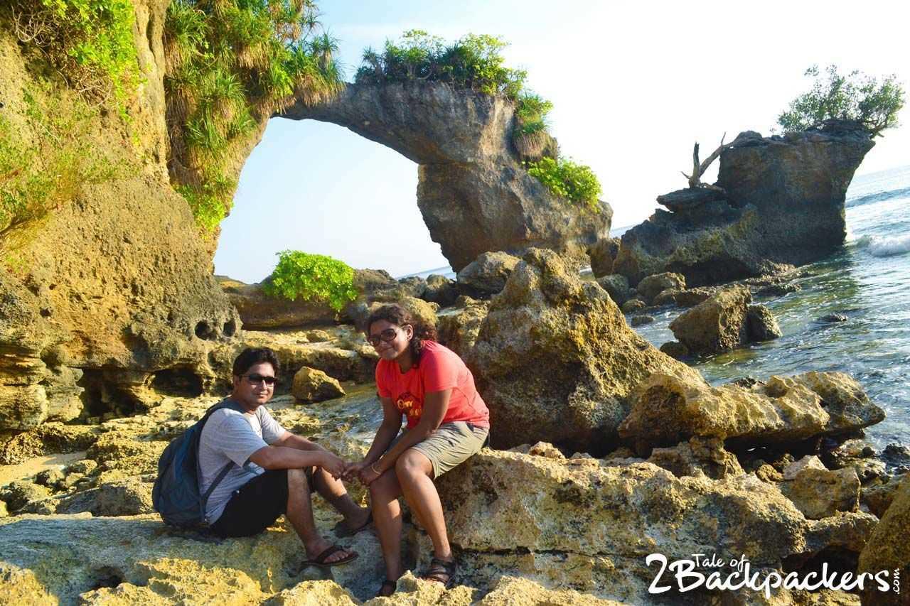 Honeymoon destination in India - Neil Island (Shaheed Dweep)