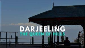 Darjeeling Travel Guide Infographic