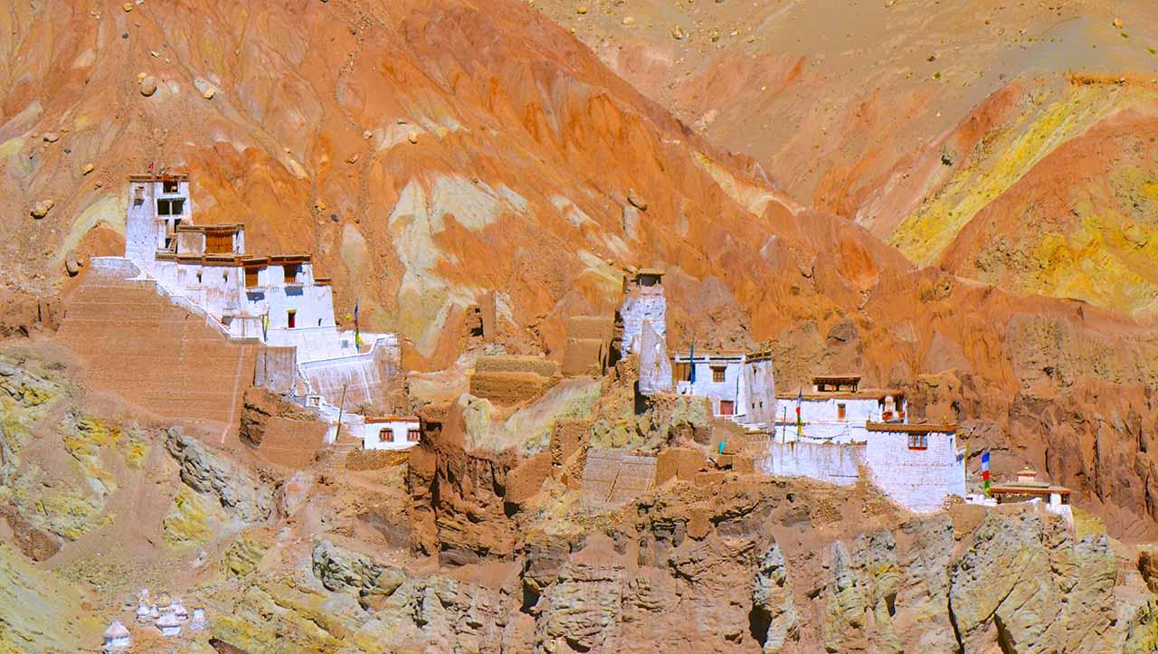 Basgo Monastery Leh Ladakh