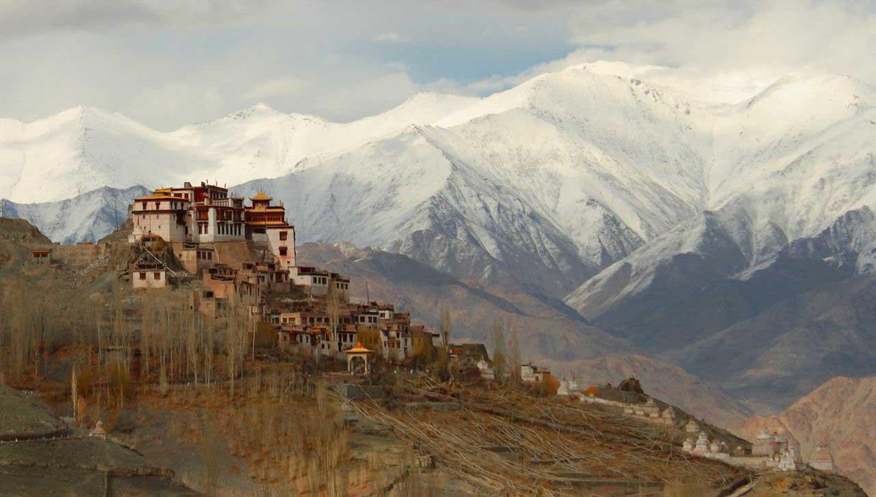 Matho Monastery Ladakh