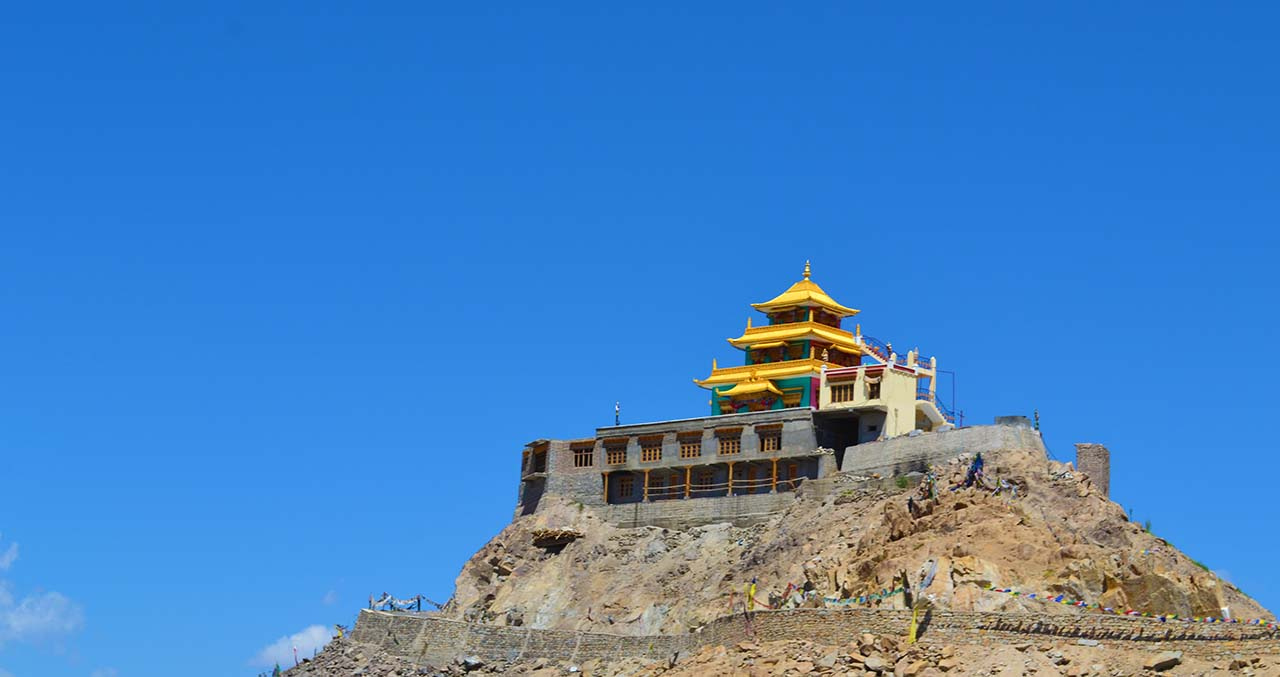 Monasteries in Leh Ladakh
