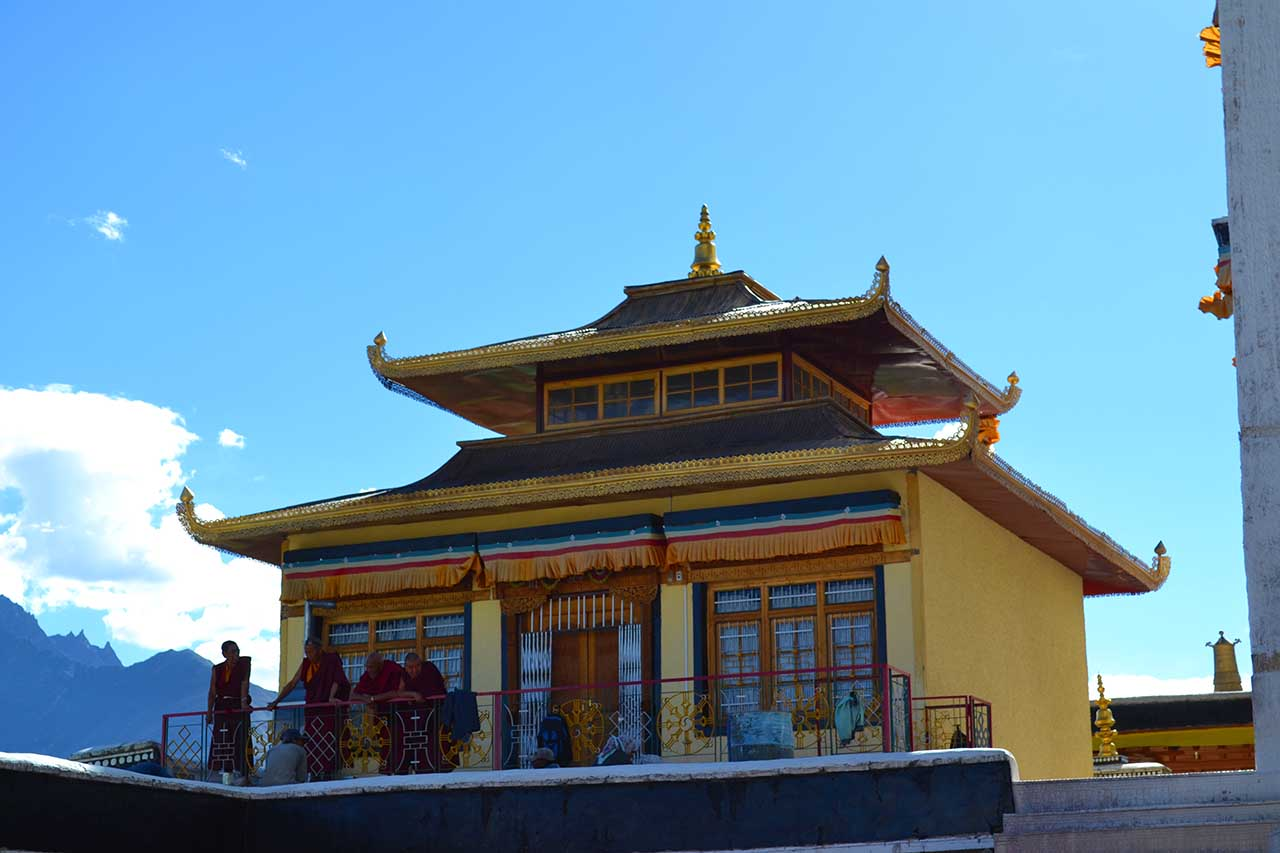 Monasteries of Ladakh