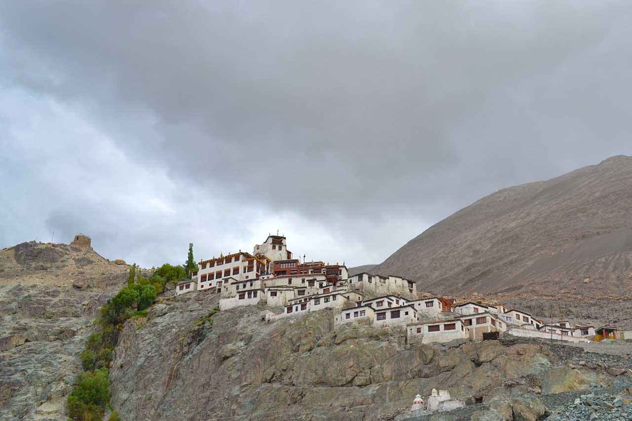 Diskit Monastery Nubra Valley