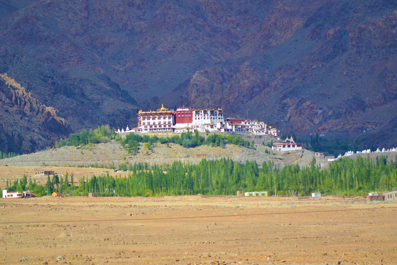 Phyang Monastery - Monasteries of Ladakh