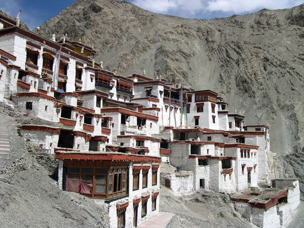Rizong gompa Ladakh