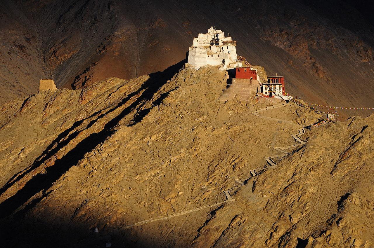 Sankar Gompa Ladakh