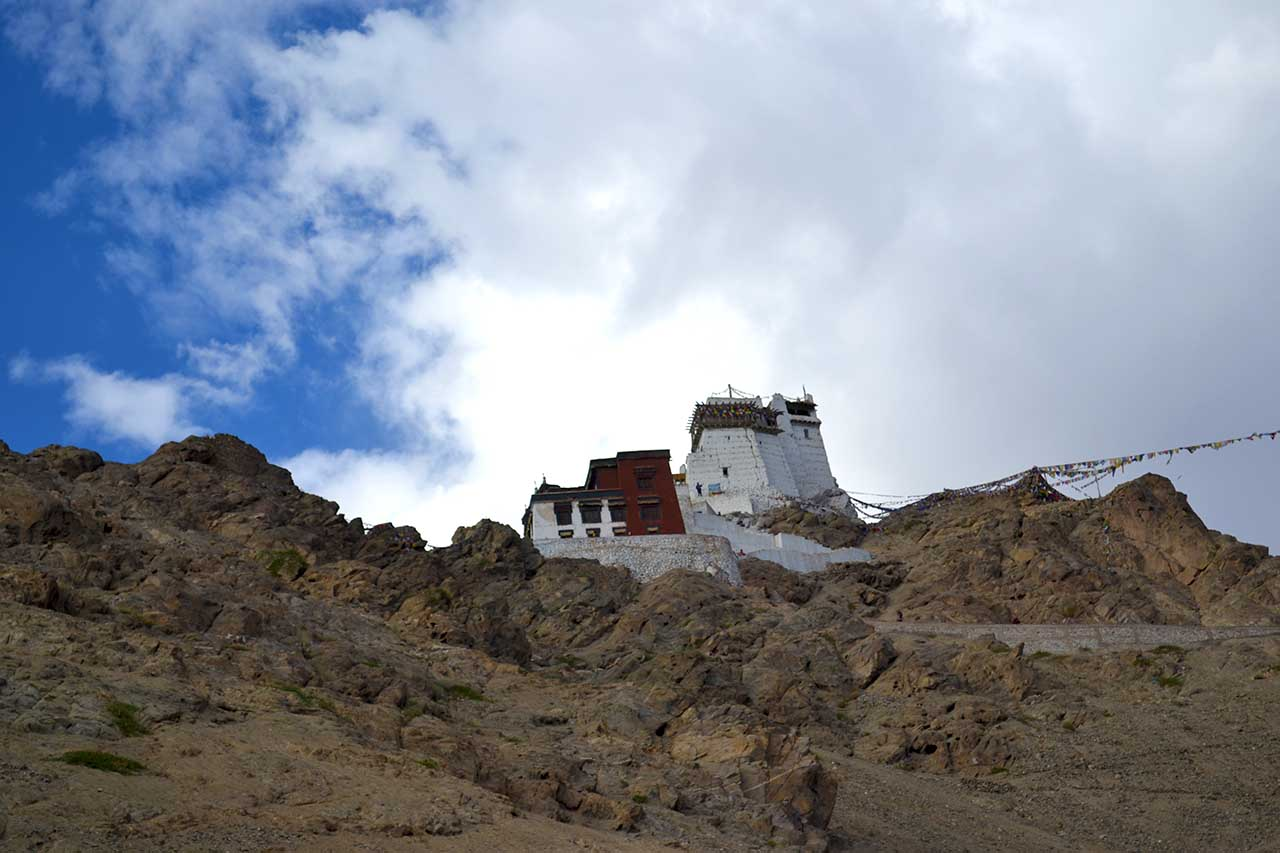 Shey Gompa - Monasteries of Ladakh