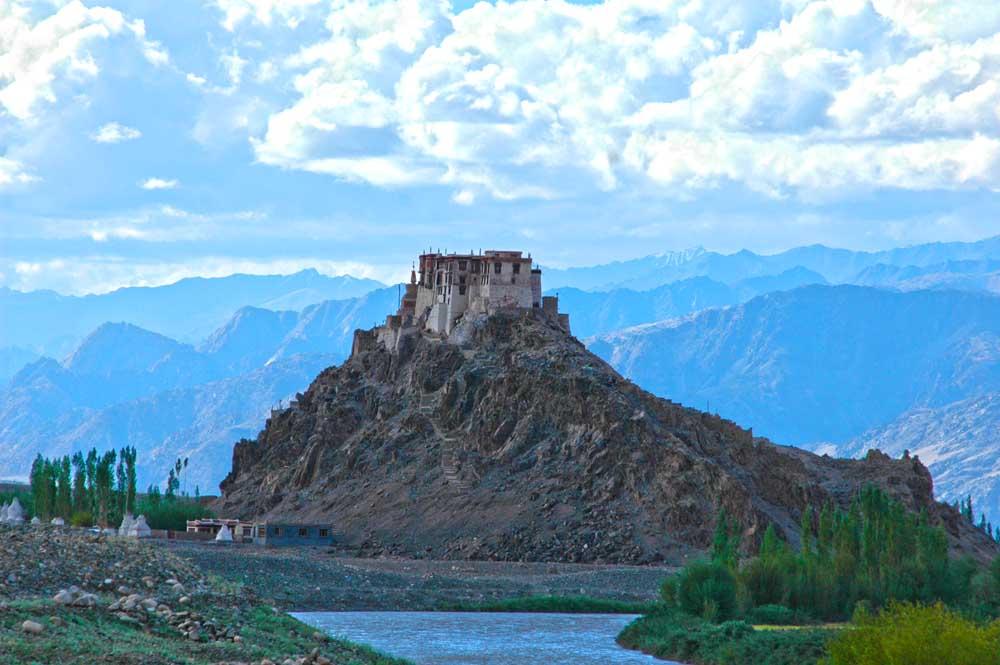 Stakna Gompa - Ladakh monastery