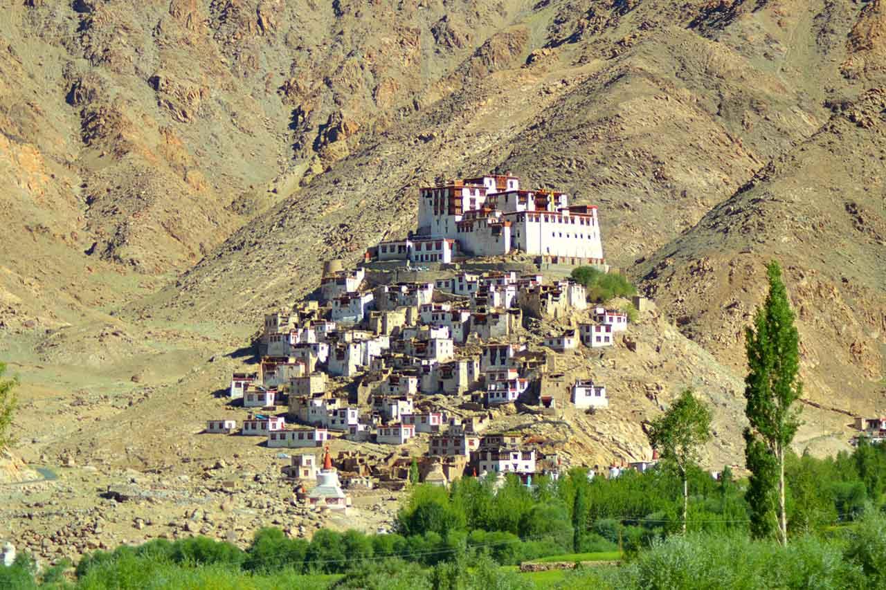 Takthok Monastery - Monasteries of Ladakh