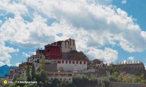 Thiksey Monastery - Monasteris of Ladakh