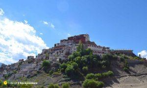 Thiksey Monastery Ladakh