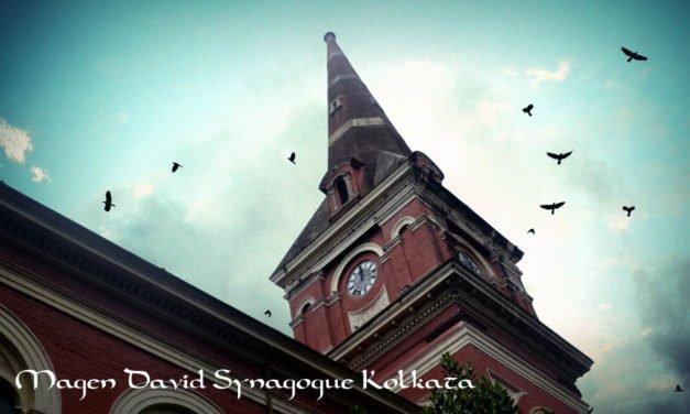 Magen David Synagogue Kolkata