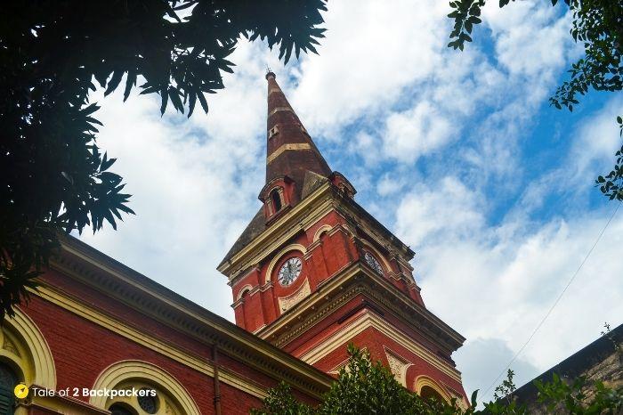 Magen David Synagogue in Kolkata