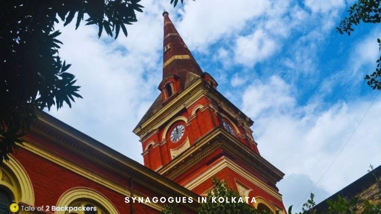 Synagogues in Kolkata