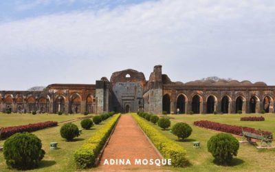 Adina Mosque (Masjid), Malda – Images, Timings and How to Reach