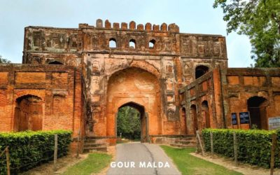 Gour Malda – The Historical and Excavation Sites