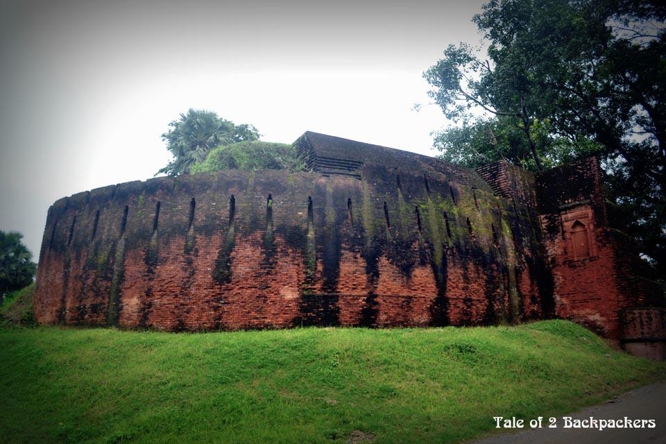 Kotwali Darwaza near Mahadipur, Gour Malda