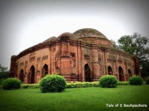 Lottan Masjid at Gour