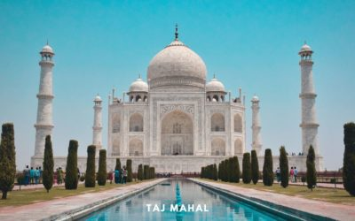 Wah Taj ! – Taj Mahal at Agra