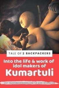 Kumartuli idol makers